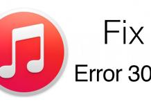 itunes error  fix