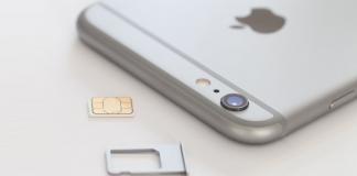 sim failure iphone