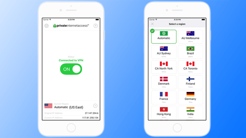 VPN App for iOS