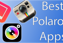 best polaroid apps ios