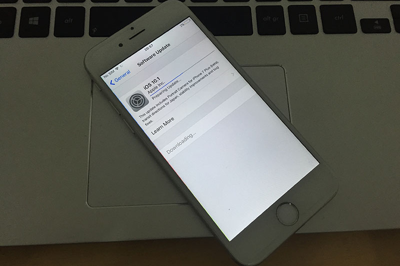 iOS 10.1 IPSW Download