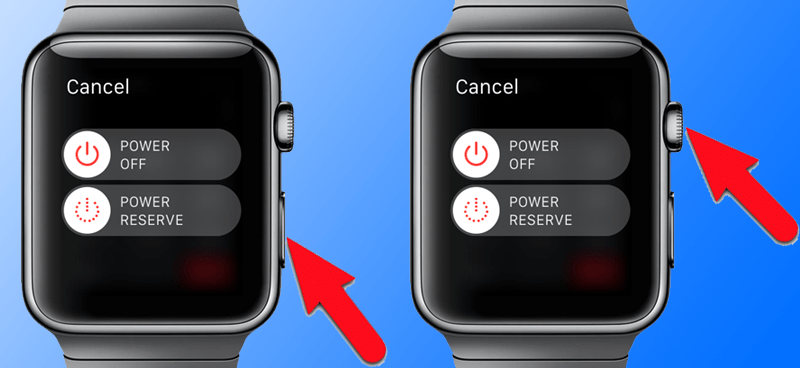 Force Quit Apps in watchOS 3