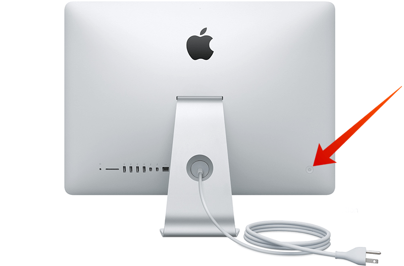 reset smc on imac