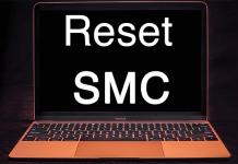 reset smc macbook