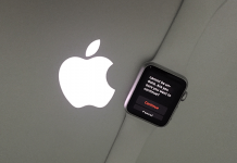 erase data iwatch