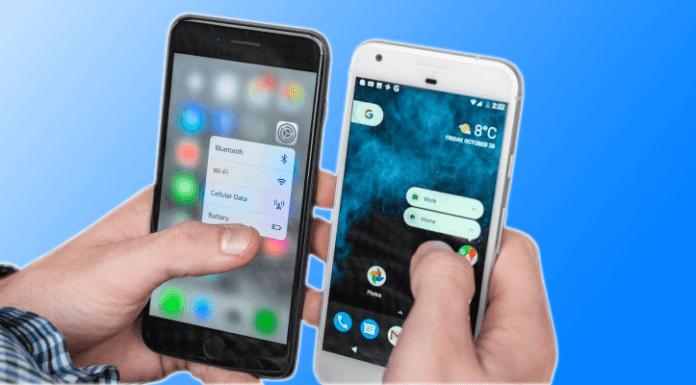 iphone  plus vs pixell
