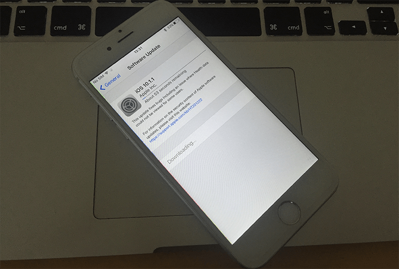 iOS 10.1.1 IPSW Download