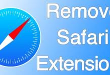 remove safari plugins