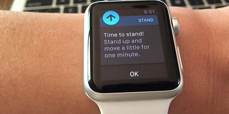 disable apple watch stand reminders