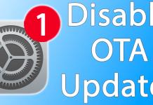 disable ota updates