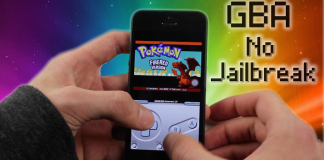 pokemon gba for iphone