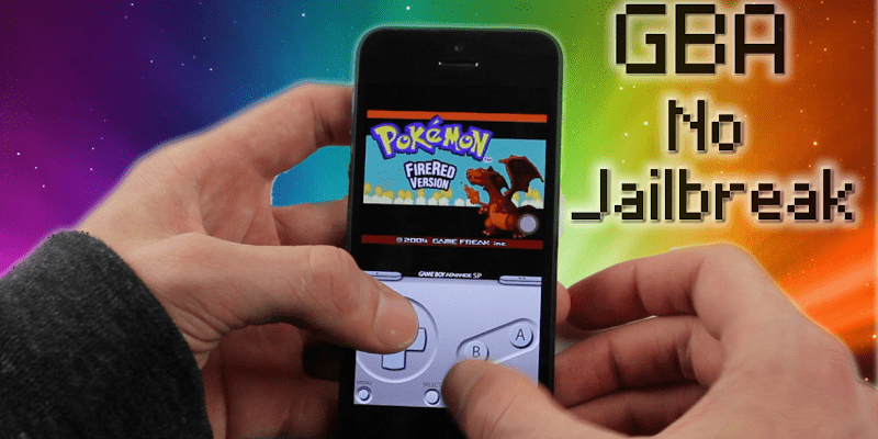 install gba emulator iphone