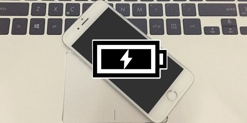 iphone turn off with battery left
