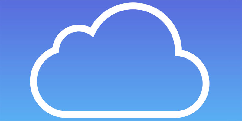 recover data from icloud