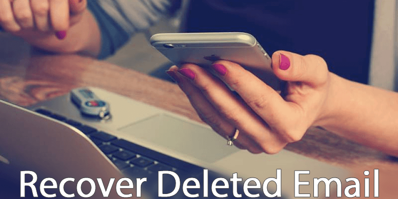 recover deleted email on iphone