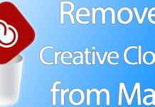 remove creative cloud mac