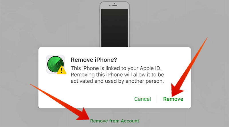how to delete icloud account from iphone how to turn find my iphone remotely from icloud 19977