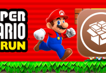 super mario run crash on startup