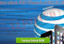 unlock att ios  iphone