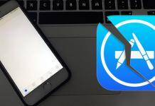 app store not working