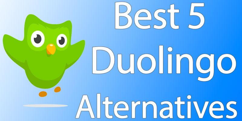 best duolingo alternatives