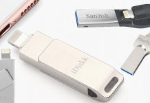iphone flash drives