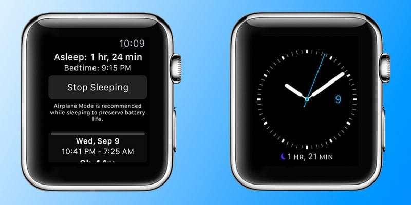 sleep app for apple watch