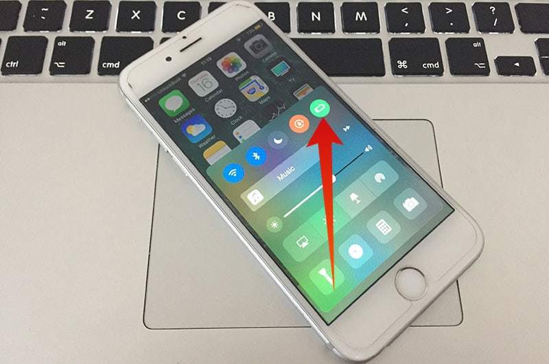 cclowpower tweak for iphone