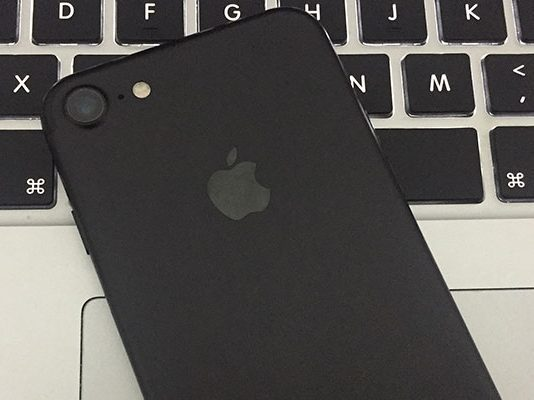fix bricked iphone 7