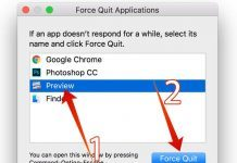 force quit app mac