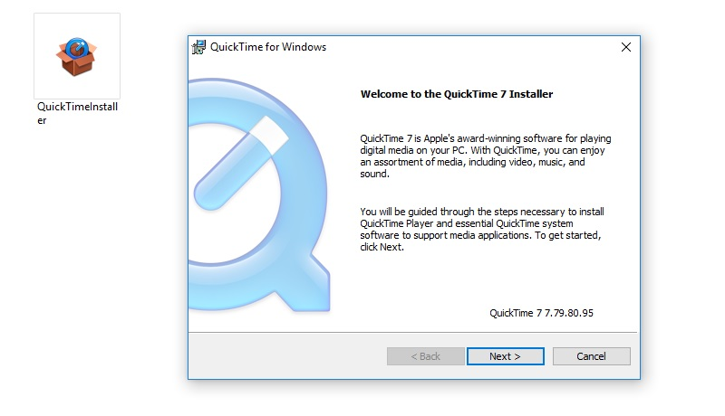 How To Install: How To Install Quicktime On Windows 10
