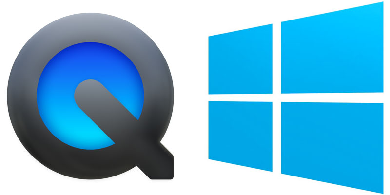 install quicktime on windows 10