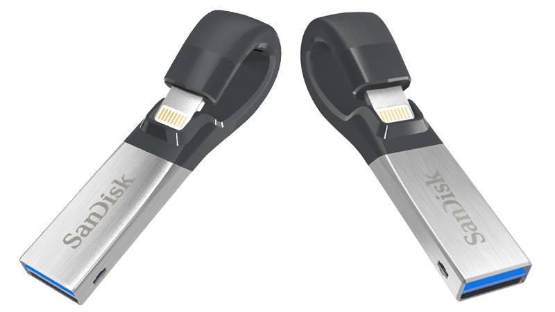 sandisk flash drive for iphone