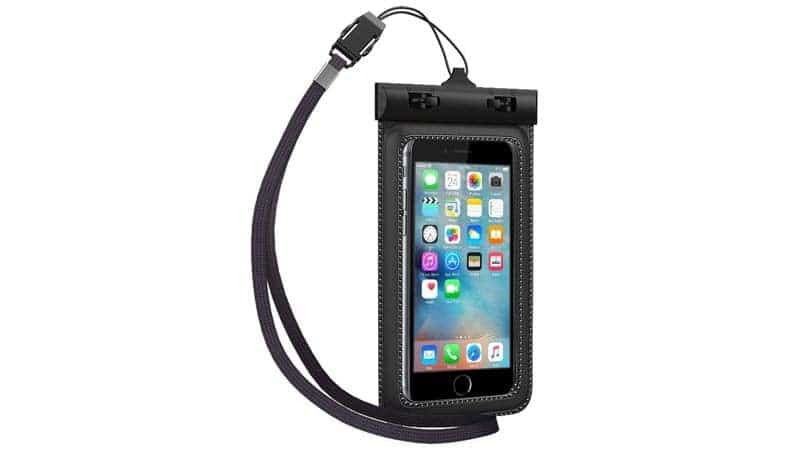 universal waterproof bag for iphone