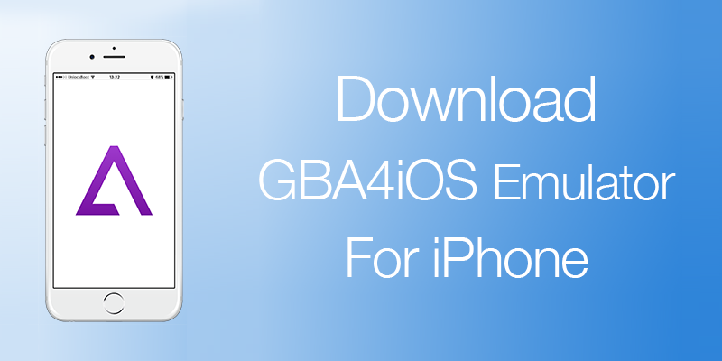 download gba4ios emulator