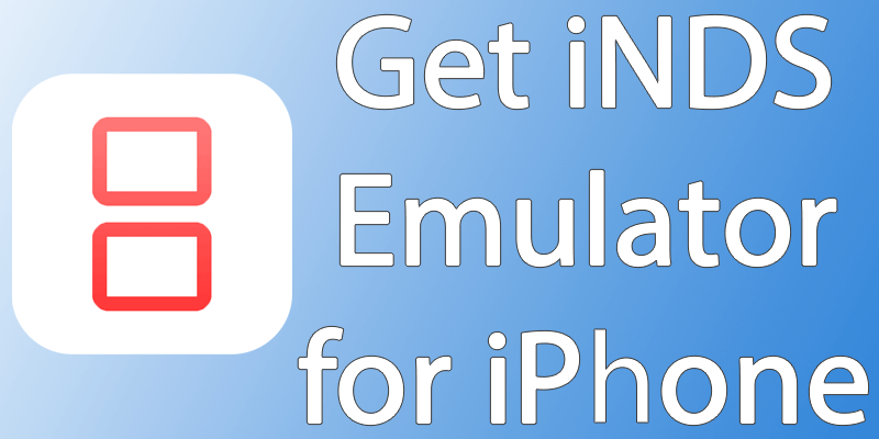download inds emulator for iphone