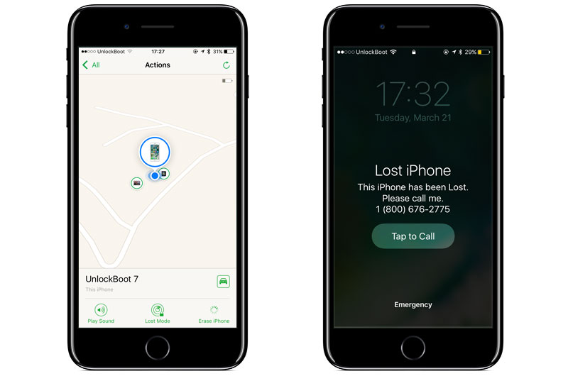remotely erase lost iphone
