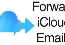 forward icloud mail