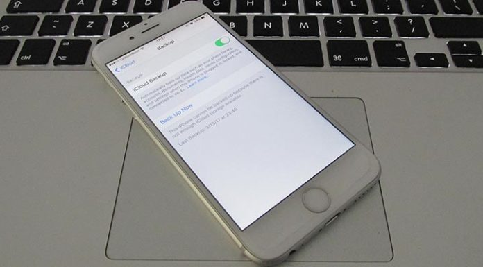 restore iphone from old icloud backup