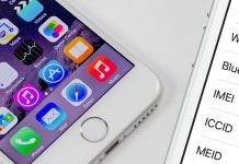 find iphone imei
