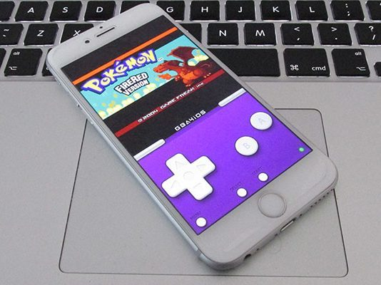 best gba games for iphone