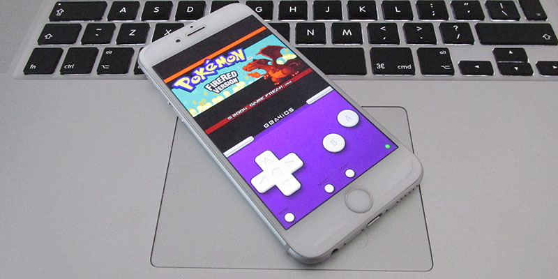 giochi gba su iphone