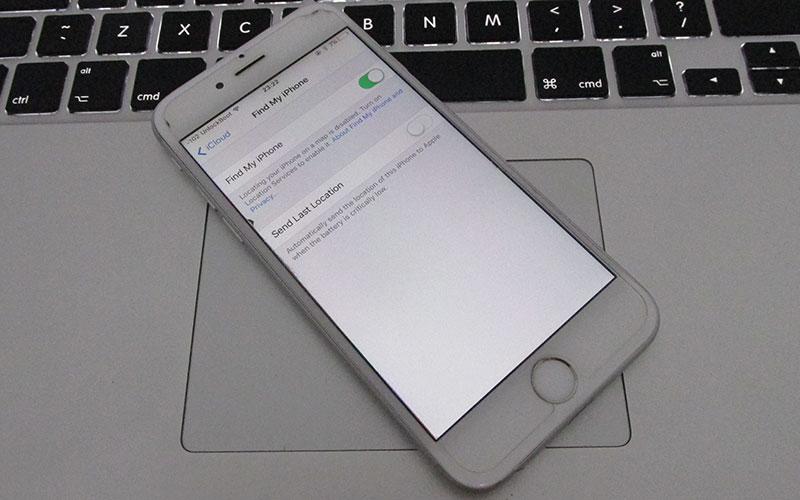 Check iCloud Activation Lock Status of iPhone or iPad by
