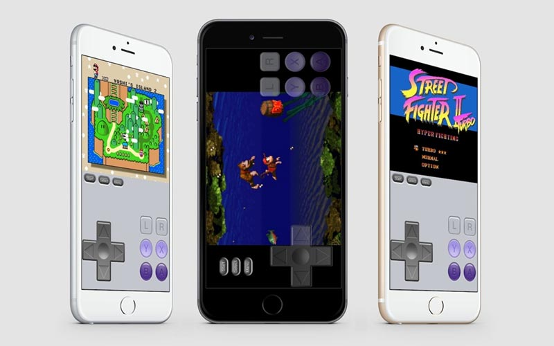 install snes4ios emulator on ios 11
