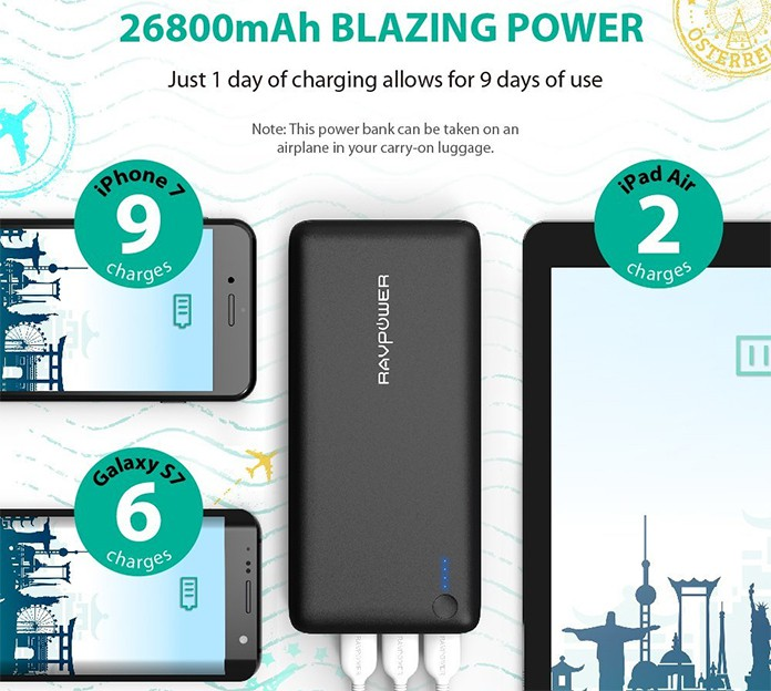 best portable charger for iphone