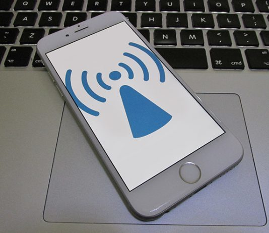 change apn on iphone