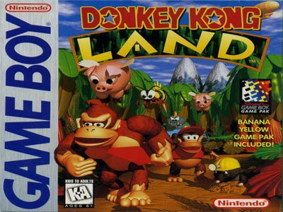 donkey kong land rom for gba