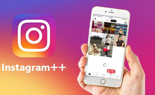 instagram++ for iphone