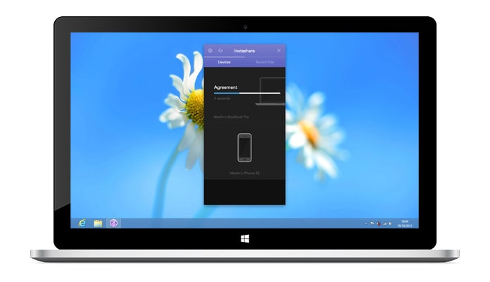 airdrop for windows 10