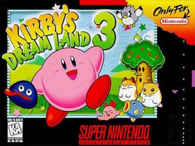 kirby's dream land rom for gba